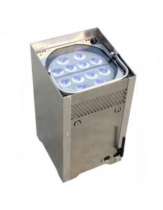 Projecteur LED Eclairage ambiance RVBW autonome sans Fils
