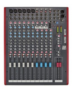 Console de mixage Allen & heath 10 voies