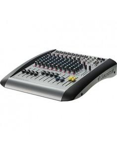 Console de mixage 10 pistes / 8 Voies Micro