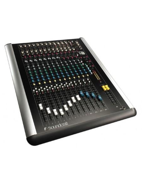 Console de mixage Soundcraft 10 voies