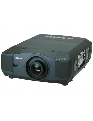 Videoprojecteur XGA 12 000 Lumens Contraste 1200:1 Optique Inter-changeables
