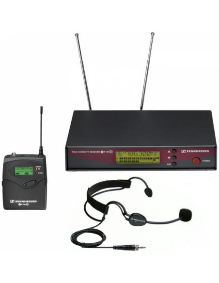 Micro Sans Fils CRAVATE UHF 800 Mhz Serie G2