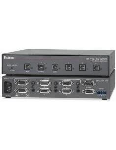 Switcher VGA 6 Entrées + Audio
