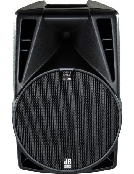 Enceinte de Sonorisation 600 Watts Bi-Amplifiée