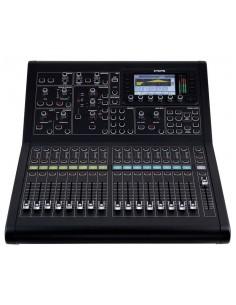 Console de mixage numérique...