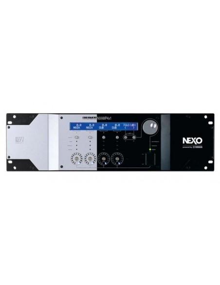 Amplificateur audio 4 canaux 4 X 4000W