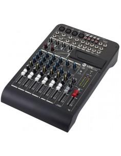 Console de mixage 10 canaux