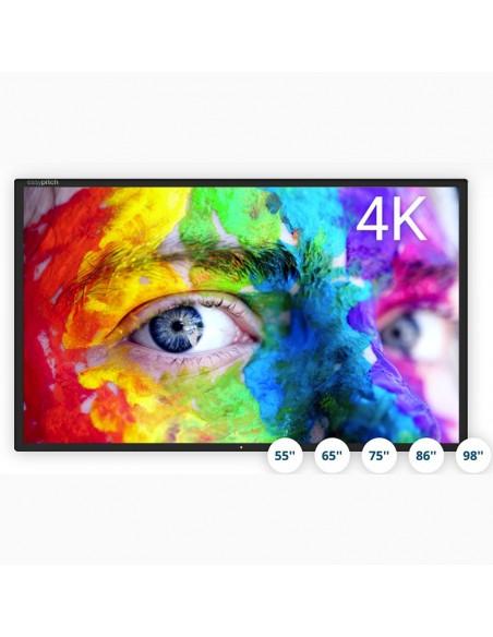Écran LED Tactile 43 pouces EasyPitch