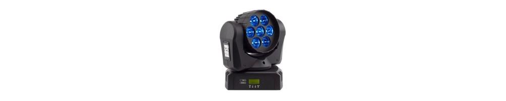 Location projecteurs led - matériel professionnel - matériel éclairage - projecteur