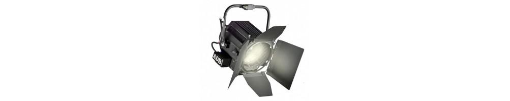 Location projecteurs plan convexe (PC) - matériel professionnel - matériel éclairage