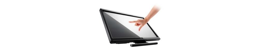 Vente d'écrans tactiles - matériel audiovisuel professionnel - vente écrans plats