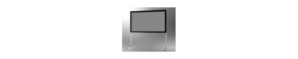 Vente écrans de projection toiles rétro - matériel audiovisuel professionnel