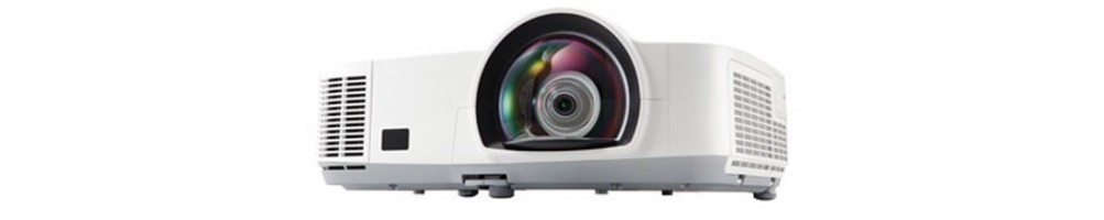 Location vidéoprojecteurs courte focale - matériel audiovisuel professionnel