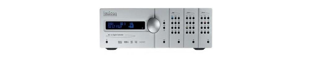 Location processeurs/contrôleurs audio - matériel sonorisation professionnel