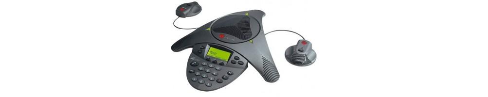 Location de systèmes professionnels d'audioconférence - accessoires sonorisation